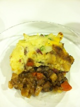 Vegetarian Shepherd's Pie